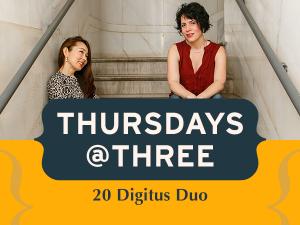 20 Digitus Duo - two women sitting on steps