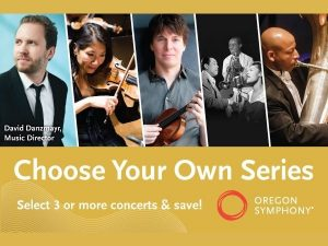 Oregon Symphony Choose Your Own Series