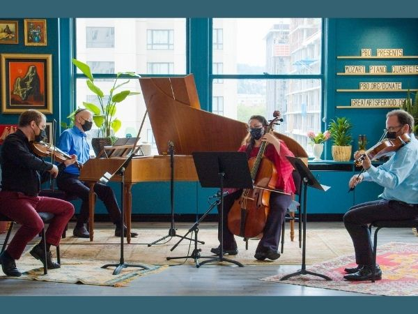 PBO Mozart Quartet