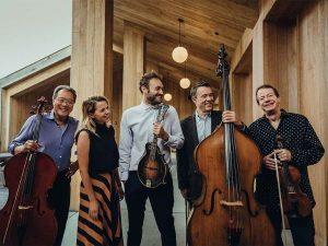 Oregon Symphony five musicians