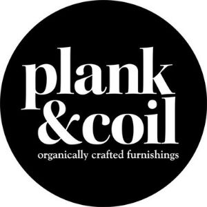 Plank and Coil logo