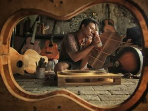 Building musical instruments