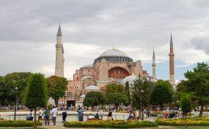 Hagia Sophia: exterior