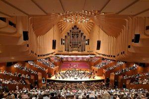 Sydney Opera House: Concert Hall