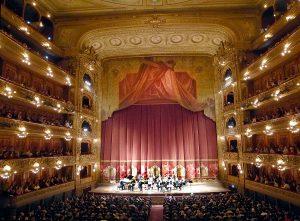 Colón Theater: interior