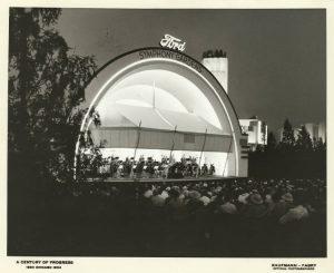 Ford Symphony Gardens