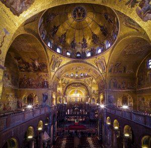 San Marco: interior