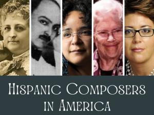 Hispanic Composers in America