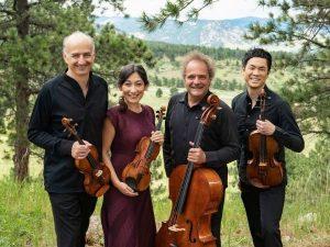 Takacs Quartet 2021