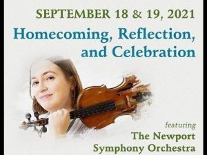 NSO Homecoming concert