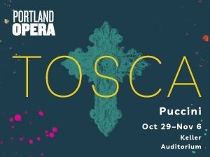 Portland Opera Tosca
