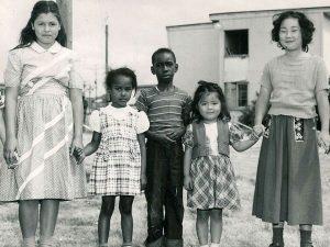 Children in Vanport
