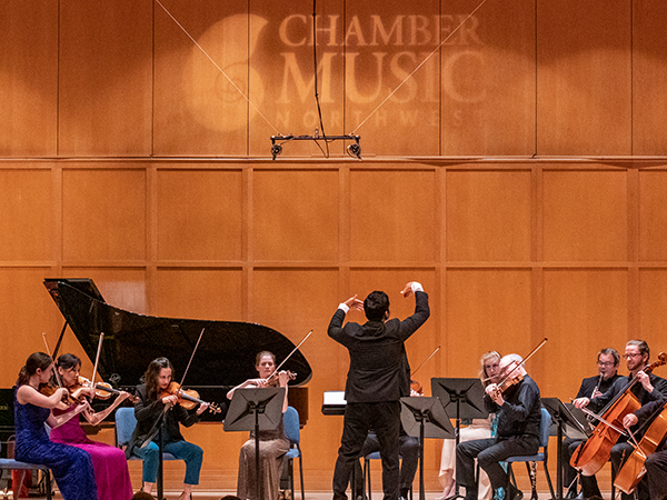 Fall into the Arts: Chamber Music Northwest