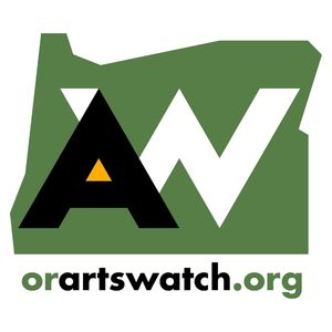 Oregon ArtsWatch logo