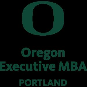 Oregon Executive MBA program logo