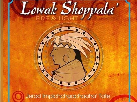 cd cover for Tate Lowak Shoppala