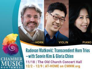 CMNW Horn Trios concert
