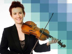 PBO violinist Aisslinn Nosky