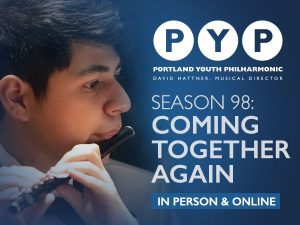Portland Youth Philharmonic Coming Together Again